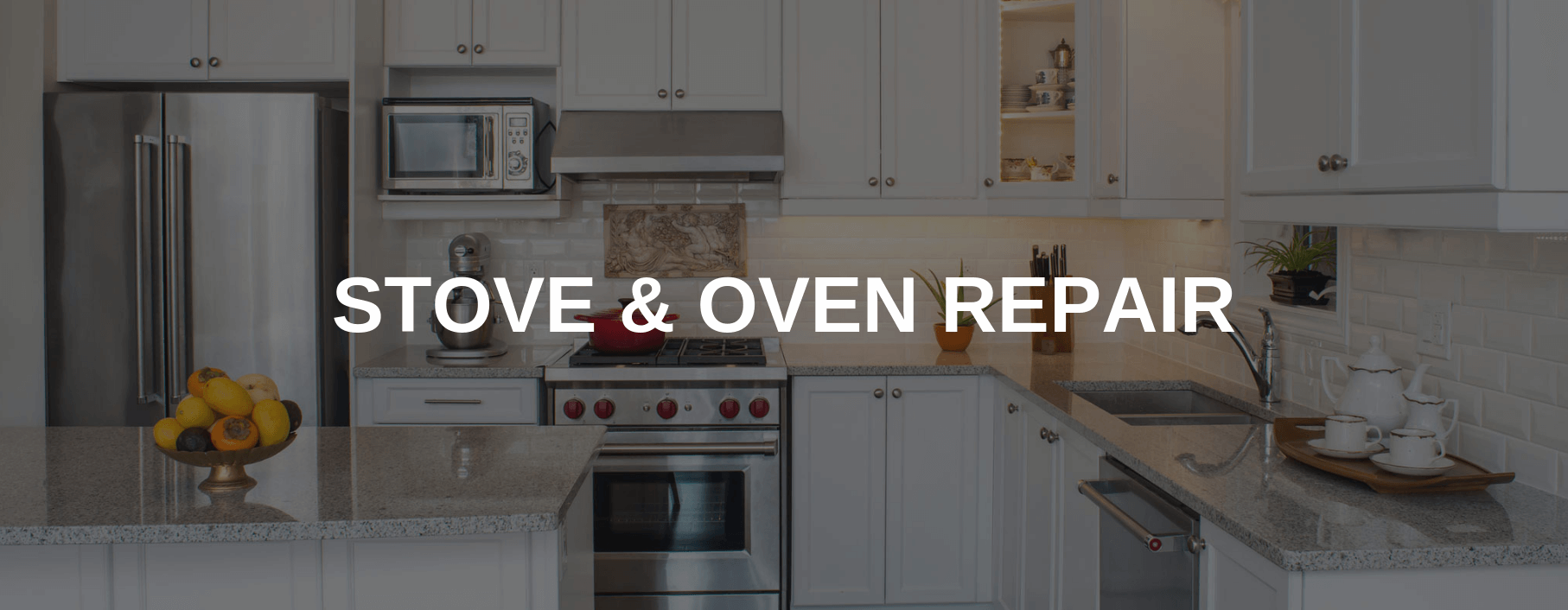 stove repair new britain