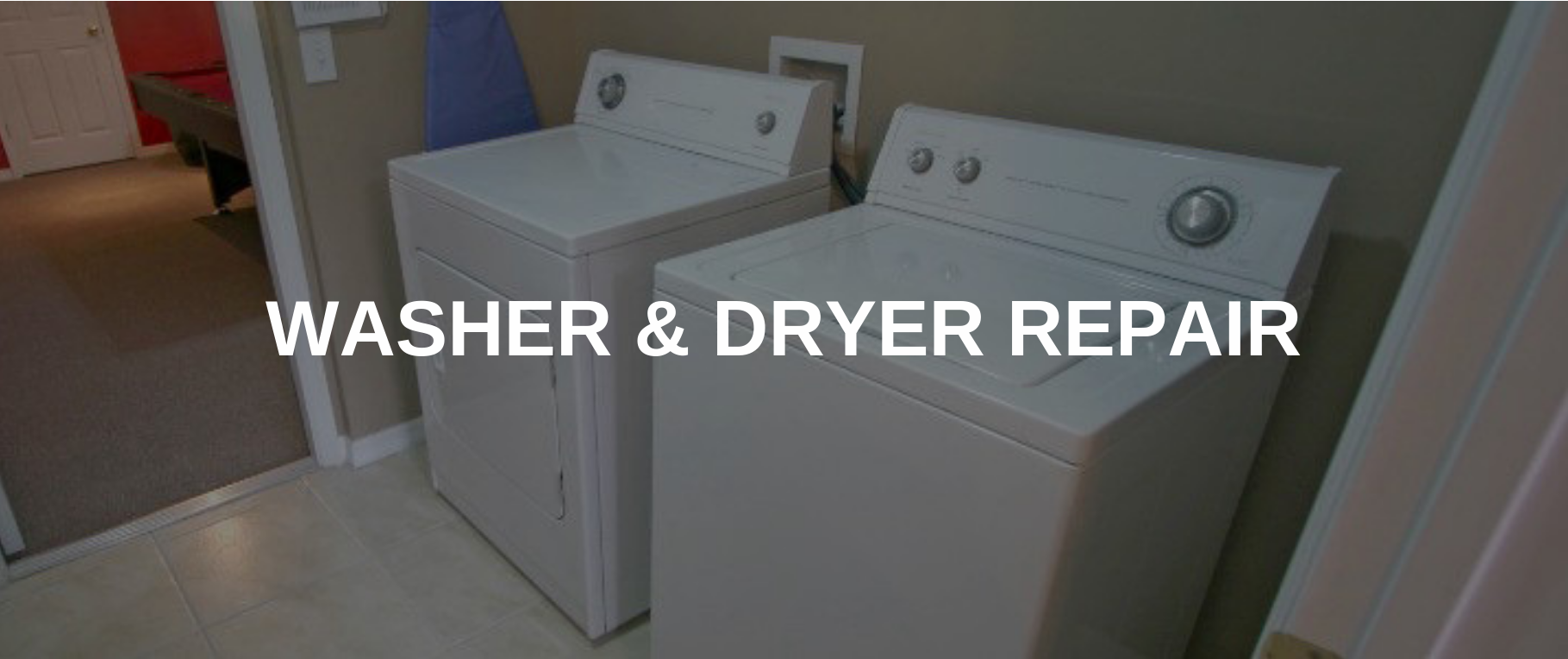 washing machine repair new britain